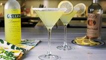 Lemon Drop Martini Has A Sweet Little Twist