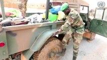 L'armée malienne de retour à Kidal, en accord avec les rebelles