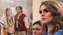'Aladdin 2' is Happening, Hope Hicks Returns to the Trump White House & More | THR News
