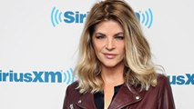 Kirstie Alley Says She Took Some 'Bad Habits' from the Set of 'Cheers' into Her Career