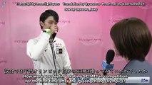 [ENG SUB] Yuzuru Hanyu - After Free Skate Interview - 4CC2020