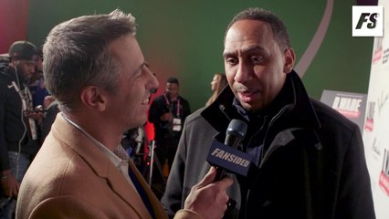 Stephen A. Smith talks D-Wade's elite parenting & the 2020 NBA All-Star Game in Chicago