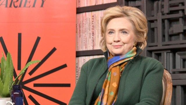 Hillary Clinton Calls Out Trump's Tactics Intimidating A Judge