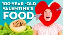We Made The Saddest Valentine's Day Meal Ever | Toaster Time Machine | Good Housekeeping
