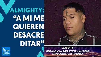 ALMIGHTY SE DEFIENDE DE ALEGACIONES EN SU CONTRA