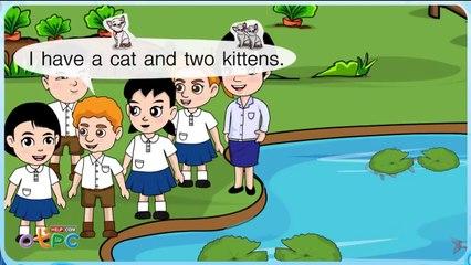 สื่อการเรียนการสอน Pets (สัตว์เลี้ยง)ป.2ภาษาอังกฤษ