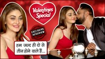 Shefali Zariwala Parag Tyagi Talk About Parenthood, Relationship | Valentines Special | Exclusive