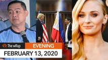 No Duterte-Trump phone call after all   Evening wRap