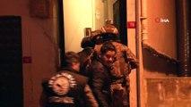 İstanbul'da silahlı suç örgütüne geniş çaplı operasyon çok sayıda gözaltı