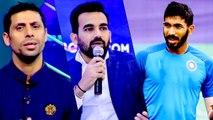 IND VS NZ odi series | Nehra and Zaheer Khan backs Bumrah