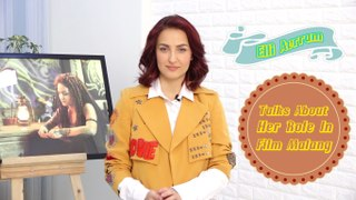 Elli AvrRam First HINDI INTERVIEW After Succes Of Malang | Kisiko Zinna…. Nahi Chodega