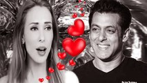 Valentine's day : Salman Khan all set to celebrate his love with rumoured girlfriend Lulia । Boldsky