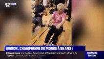 À 86 ans, cette ancienne agricultrice française est devenue championne du monde d'aviron indoor