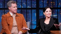 Julia Louis-Dreyfus and Will Ferrell on Presenting at the 2020 Oscars
