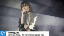 """Victoires de la musique 2020 : la chanteuse Clara Luciani se dit """"plutôt traqueuse et stressée"""""""