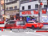 Wabah Virus Corona, Pariwisata Malaysia Rugi 3 Ringgit