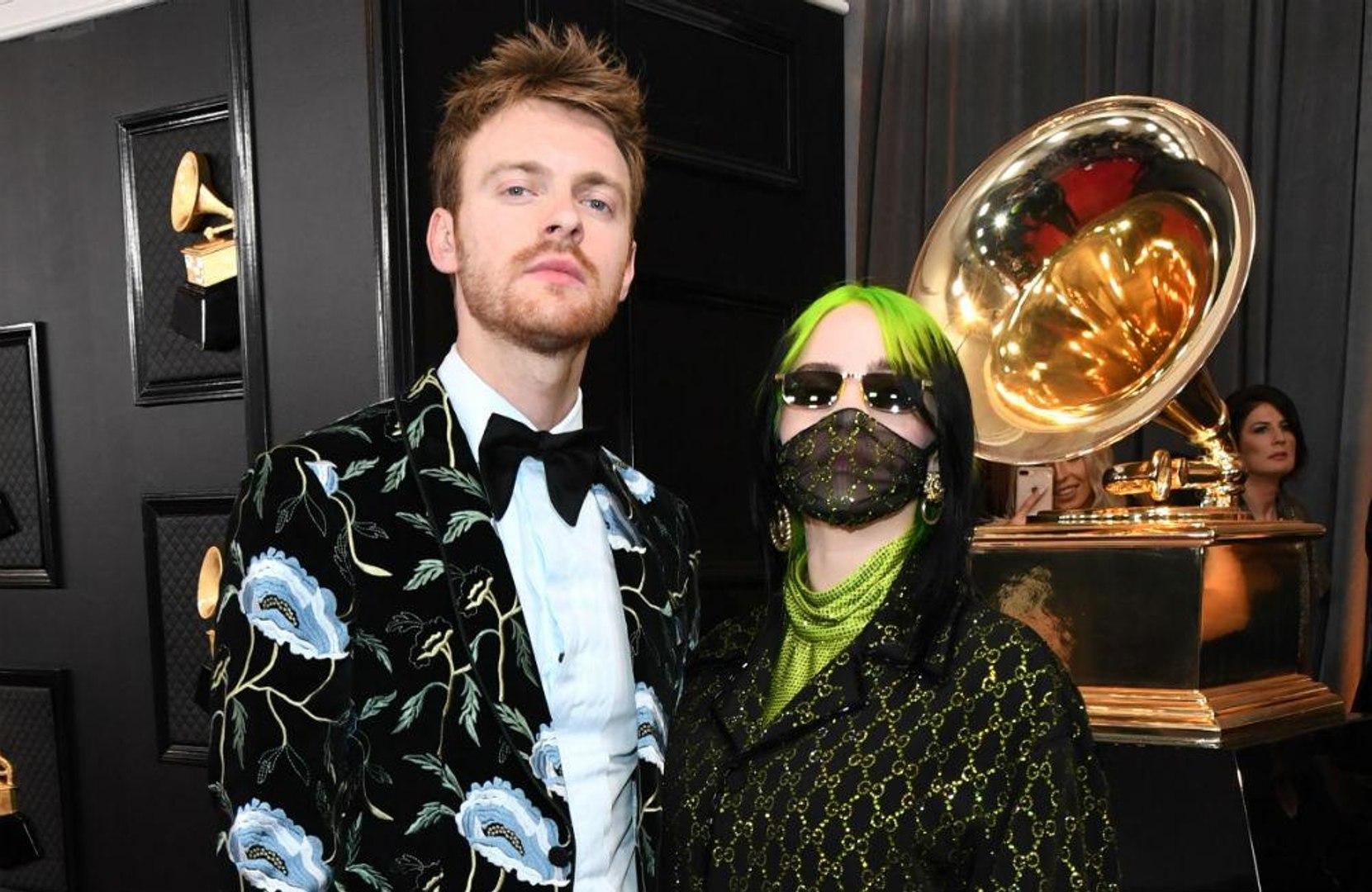 Billie Eilish 'embarrassed' by Grammy Awards sweep