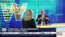 Jean-Paul Agon (L'Oréal) : Coronavirus, quelles conséquences pour le groupe L'Oréal ? - 14/02