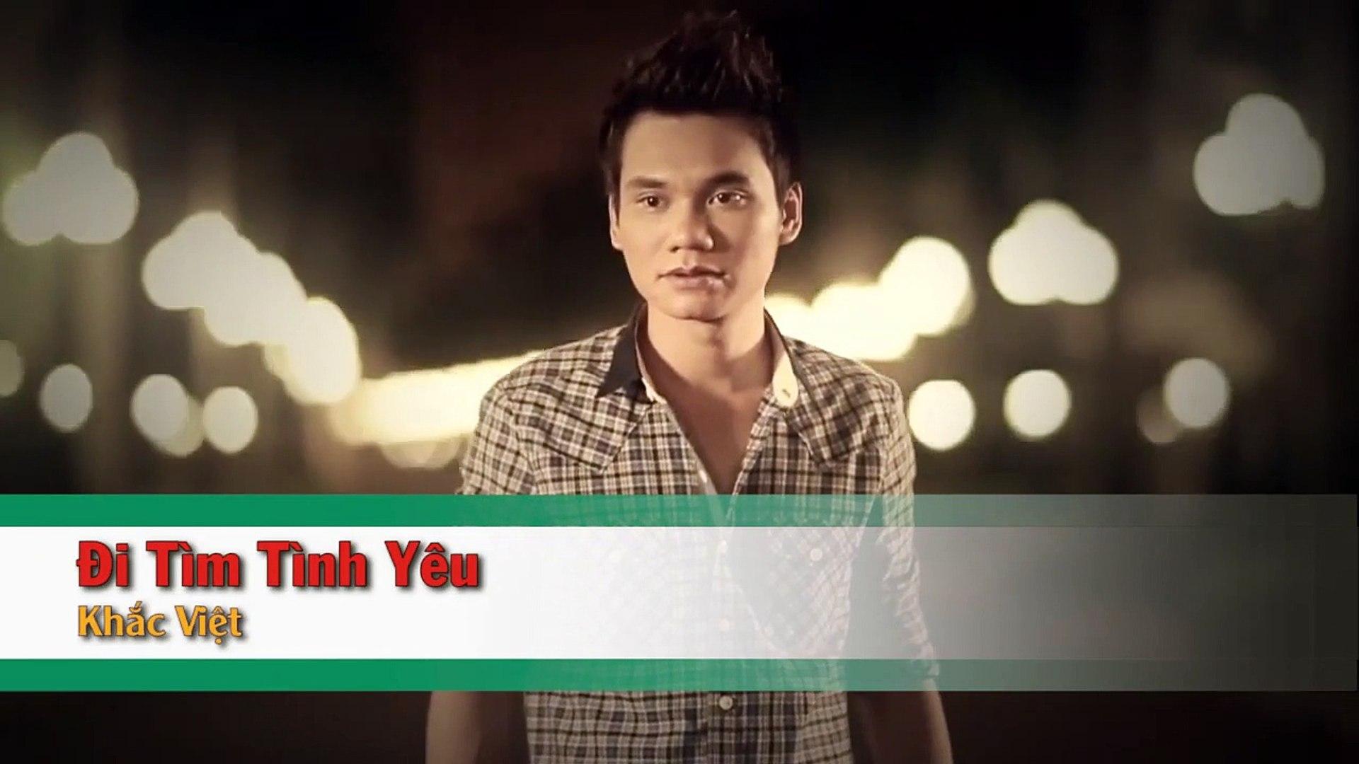 [Karaoke] Đi Tìm Tình Yêu - Khắc Việt [Beat]