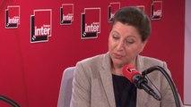 """Agnès Buzyn, ministre de la Santé: """"Nous avons confié aux partenaires sociaux le soin de définir les moyens d'arriver à l'équilibre financier. Si la conférence de financement n'aboutit pas à un compromis, il est prévu que l'État prenne la main."""""""