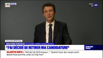 """""""Cela va trop loin"""": Benjamin Griveaux annonce qu'il retire sa candidature à la mairie de Paris"""