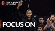 Focus on: Tony Parker, LDLC ASVEL Villeurbanne