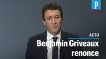 Benjamin Griveaux retire sa candidature à la mairie de Paris