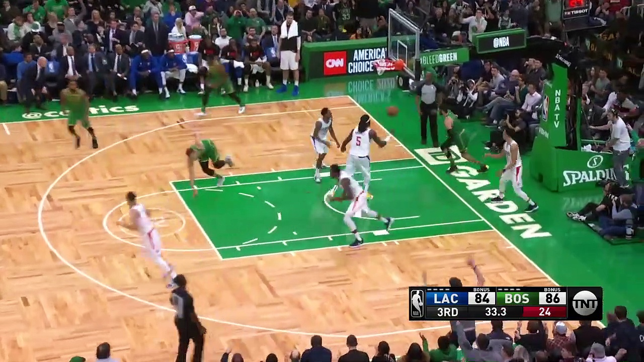 NBA'de Gecenin En Güzel 5 Oyunu | 13.02.2020