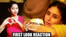 Aamir Khan, Kareena Kapoor's LaalSinghChaddha First Look Reaction