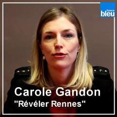 Rennes 2020 : le quiz des candidats de France Bleu Armorique - Carole Gandon