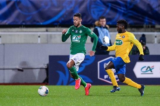 Onze Debrief : Epinal - ASSE, quart de finale de la Coupe de France