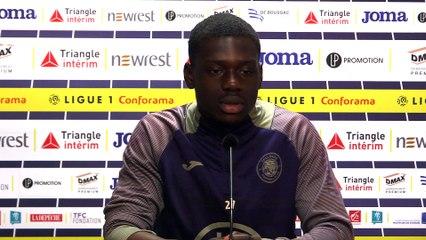 """""""J'étais frustré de ne pas avoir ma chance"""", Jean-Victor Makengo avant TFC/Nice"""