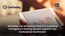 GoDaddy acquires Uniregistry's registrar, marketplace businesses