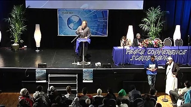 If Mohammed was the last Prophet, why will Jesus return- - Q&A - Abdur-Raheem Green