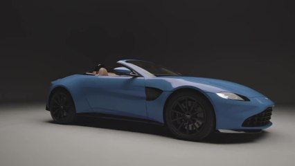 La Aston Martin - La performance sans compromis rencontre l'émotion pure