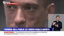 """""""Il ment à ses électeurs"""": Piotr Pavlenski, l'homme qui revendique la publication de vidéos intimes attribuées à Benjamin Griveaux, s'explique sur BFMTV"""