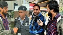 Valentine Day Prank with Security Guards and Rickshaw Puller | Valentine Day Prank | Boldsky