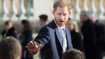 Prinz Harry: Wird er professioneller Redner?