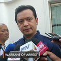 QC court orders arrest of Trillanes, 10 others for conspiracy to commit sedition