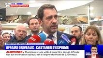 """Christophe Castaner exprime son """"émotion personnelle"""" pour Benjamin Griveaux et appelle au """"respect de la vie privée"""""""