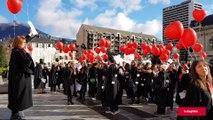 Grève : les avocats haussent le ton à Chambéry