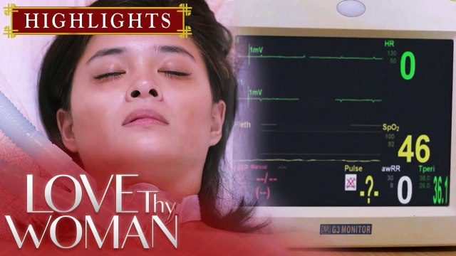 Dana, muling nag-agaw buhay sa ospital | Love Thy Woman