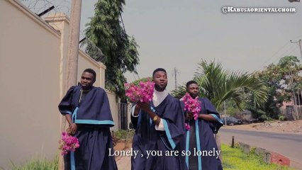 Kabusa Oriental Choir - Valentine is coming ! (Humour)