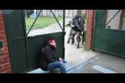 Un exercice antiterroriste à l'école Flaubert de Nogent-sur-Seine