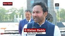 G Kishan Reddy slams Rahul Gandhi over his tweet on Pulwama attack