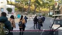 """""""Soulagés"""" et pas contaminés par le coronavirus, les premiers rapatriés de Wuhan ont quitté leur quarantaine de Carry-le-Rouet"""
