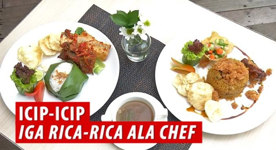 Lezatnya Iga Rica-Rica ala Chef, Begini Cara Membuatnya