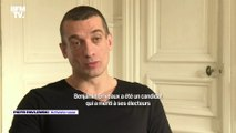 Piotr Pavlenski, l'homme qui a publié les vidéos contre Benjamin Griveaux, s'explique