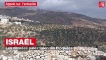Israël : les denrées palestiniennes bloquées