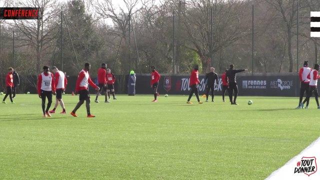 L'avant-match Reims / Stade Rennais F.C. /